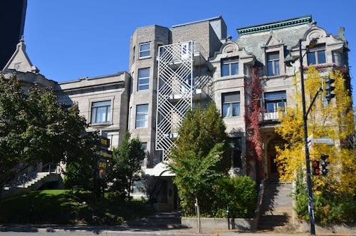Hotel La Residence du Voyageur, Montréal