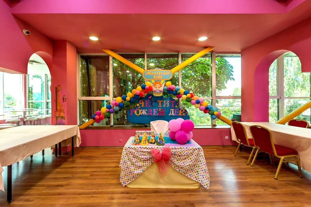 Birthday Party Area
