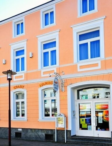 . Brocki's Hotel Stadt Hamburg