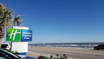 加爾維斯頓西海岸智選假日套房飯店 Holiday Inn Express Hotel & Suites Galveston West-Seawall