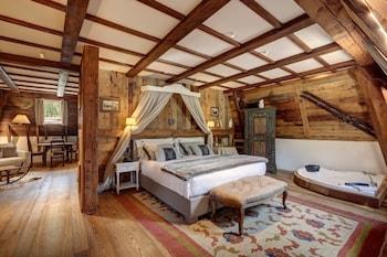 Suite, 1 Bedroom (de l'Ancienne Tour)