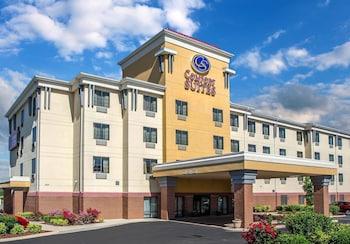 Hotel - Comfort Suites Cincinnati North