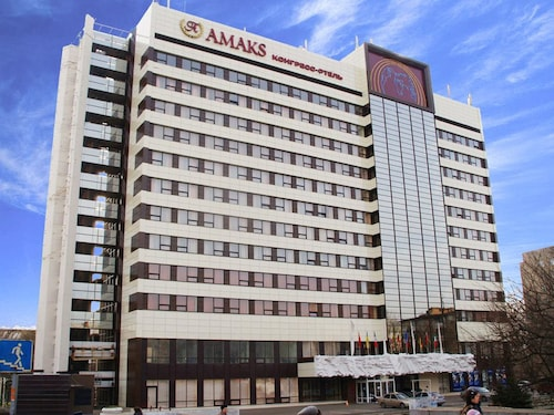Amaks Congress Hotel, Aksayskiy rayon