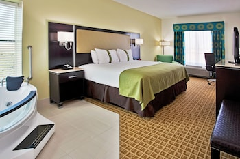 Room, 1 King Bed, Non Smoking (Whirlpool)