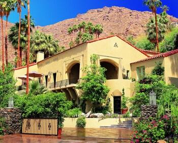 The Willows Historic Palm Springs Inn