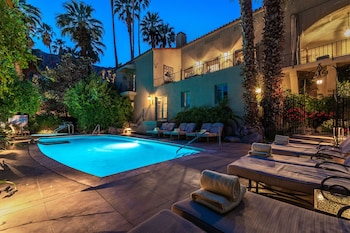 Hotel - The Willows Historic Palm Springs Inn
