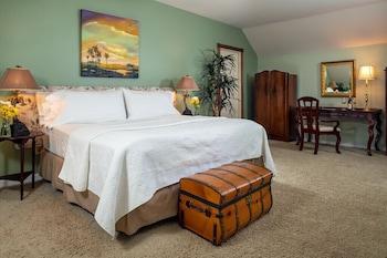 Room, Private Bathroom (Engadine Suite- Inn, Includes Breakfast, No Pets)