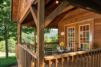 Cabin, Private Bathroom (Looking Glass Mountains Cabin- No Breakfast, Pets Allowed)