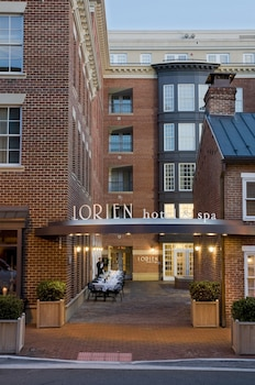 Exterior at Kimpton Lorien Hotel and Spa in Alexandria