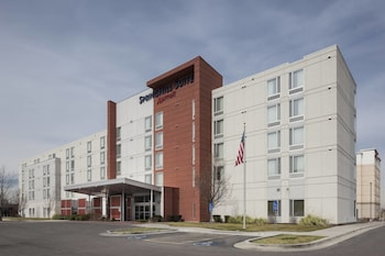 Hotel - SpringHill Suites by Marriott Salt Lake City Airport