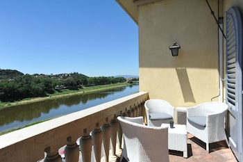 Apartment, 2 Bedrooms, Terrace, River View (Lungarno Terrace)