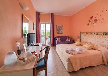 Junior Suite, 1 Double Bed, Terrace