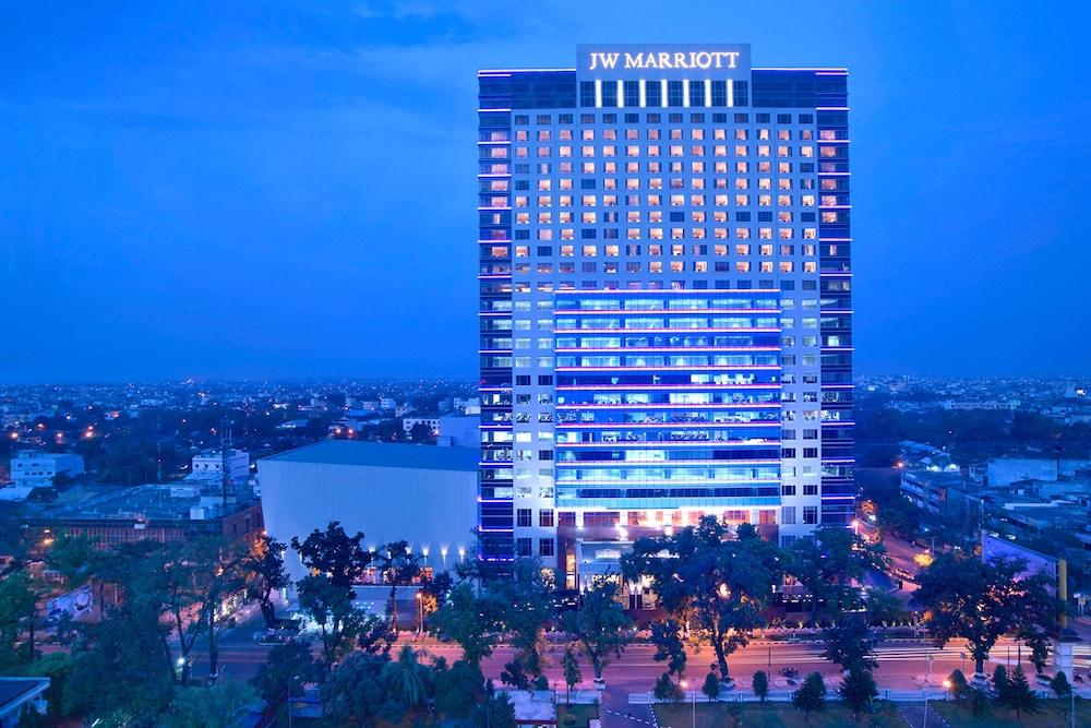 棉蘭JW萬豪飯店