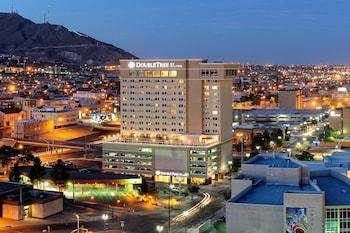埃爾帕索市中心希爾頓逸林大飯店 DoubleTree by Hilton El Paso Downtown