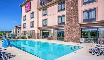 奧古斯塔觀河凱富全套房飯店 Comfort Suites Augusta Riverwatch