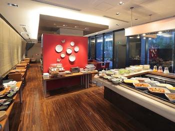 HOTEL GRACERY TAMACHI Breakfast buffet