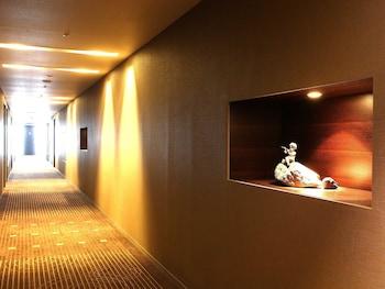 HOTEL GRACERY TAMACHI Hallway