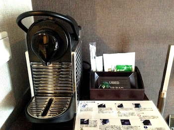 HOTEL GRACERY TAMACHI Coffee and/or Coffee Maker