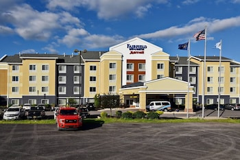 Hotel - Fairfield Inn & Suites Wilkes-Barre Scranton