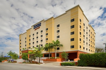 Hotel - Fairfield Inn & Suites by Marriott Miami Airport South