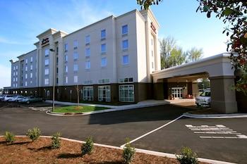 夏洛特機場歡朋套房飯店 Hampton Inn & Suites Charlotte Airport