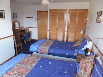 Deluxe Twin Room, Accessible, Hill View