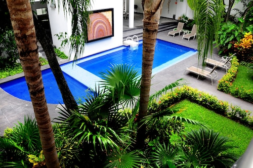Dangelos 5ta Avenida Hotel, Cozumel