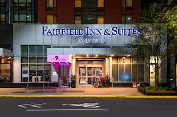 Exterior at Fairfield Inn by Marriott New York Manhattan/Times Square in New York