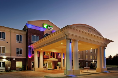 . Holiday Inn Express Hotel & Suites Talladega