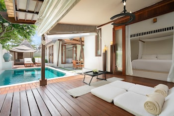 Two Bedroom Pool Villa Suite