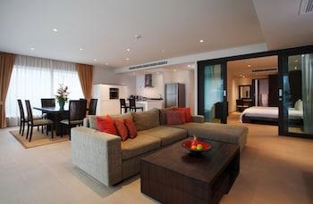 Grand Suite, Sea View