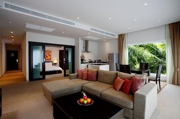 Serenity Suite Garden View