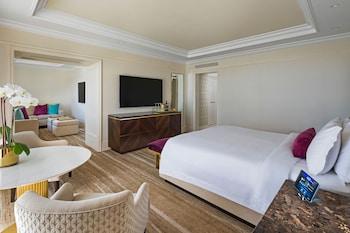 Suite, 1 King Bed (Metropolitan, 1 Bedroom)