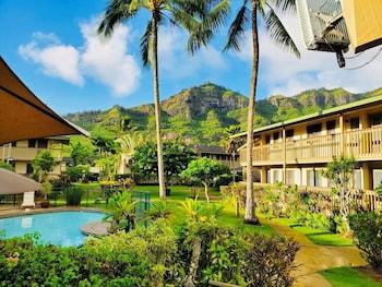 考愛旅館 Kauai Inn