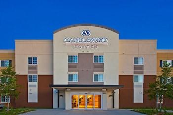 傑克森維爾東梅里爾路燭木套房飯店 - IHG 飯店 Candlewood Suites Jacksonville East Merril Road, an IHG Hotel