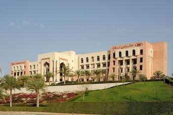 Hotel - Crowne Plaza Sohar