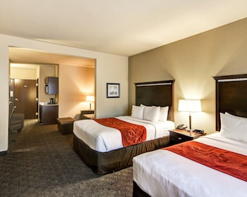Hotel - Comfort Suites Arlington - Entertainment District