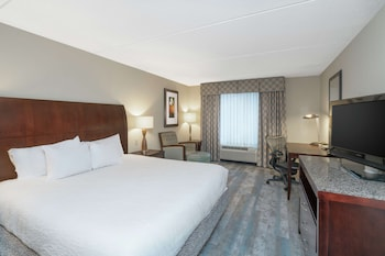 Room, 1 King Bed (With Drinks-Snacks)