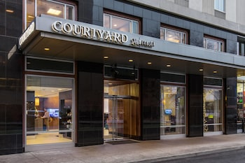 Hotel - Courtyard by Marriott Portland City Center
