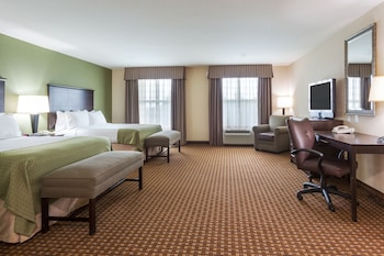 Room, 2 Queen Beds, Accessible, Non Smoking (Mobility, Bathtub)