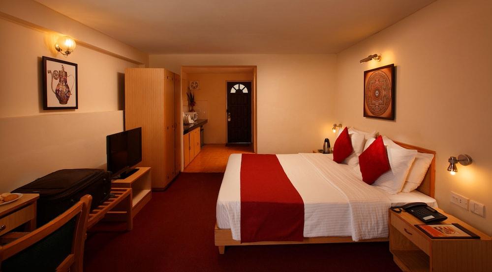 스털링 다르질링(Sterling Darjeeling) Hotel Image 3 - Guestroom