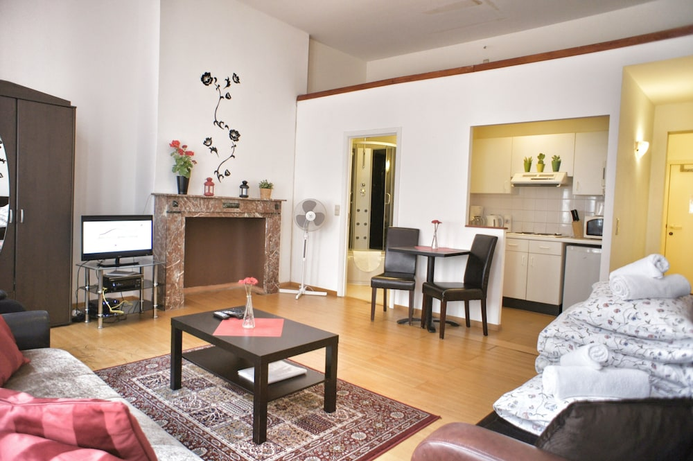 アパートメンツアパート ブリュッセル