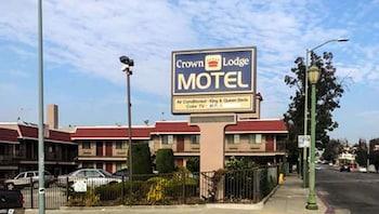 皇冠假日汽車旅館 - 奧克蘭 Crown Lodge Motel Oakland