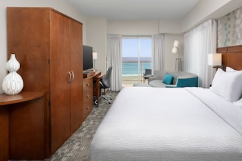 Room, 1 King Bed with Sofa bed, Balcony, Oceanfront