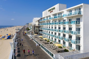 大洋城海濱庭院酒店 Courtyard Ocean City Oceanfront