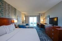Room, 1 King Bed, Oceanfront at Courtyard Ocean City Oceanfront in Ocean City