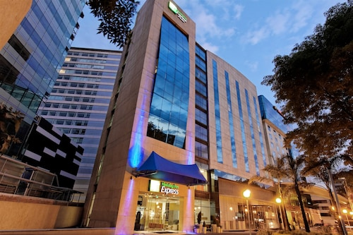 Holiday Inn Express and Suites at WTC, Miguel Hidalgo