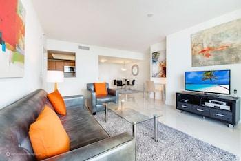 Deluxe Apartment, 2 Bedrooms, Balcony, City View