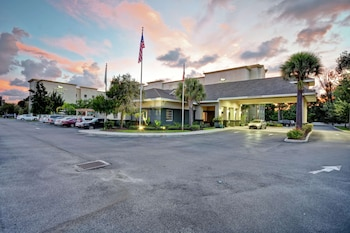 坦帕里奇港希爾頓惠庭套房飯店 Homewood Suites by Hilton Tampa - Port Richey
