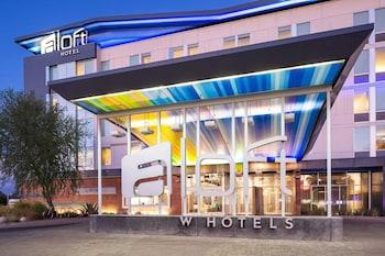 雅樂坦佩飯店 Aloft Tempe